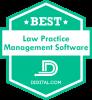 Law Practice Management Software Badge